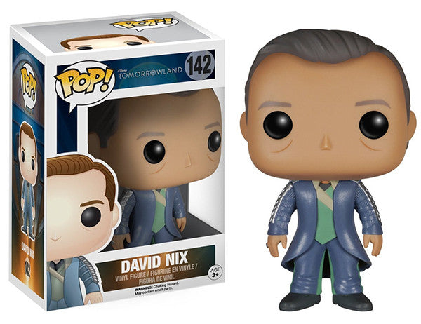 David Nix (Tomorrowland) 142 Pop Head
