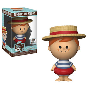 > Vinyl Retro Summertime Freddy Funko - Funko HQ Exclusive