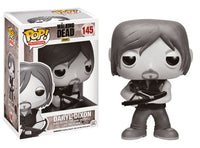 Daryl Dixon (Black & White, The Walking Dead) 145  [Damaged: 7/10]