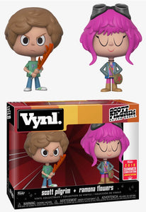 Funko Vynl. Scott Pilgrim & Ramona Flowers (Scott Pilgrim vs. The World) - 2018 Summer Convention Exclusive