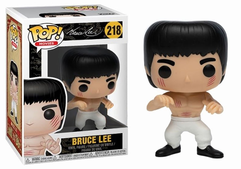 > Bruce Lee (White Pants, Enter the Dragon) 218
