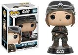Jyn Erso (Mountain Gear, Rogue One) 148 - Smuggler's Bounty Exclusive Pop Head
