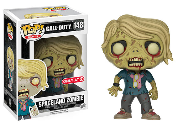 Spaceland Zombie (Call of Duty) 148 - Target Exclusive  [Damaged: 7.5/10]