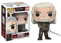 Geralt (The Witcher 3) 149  [Damaged: 7/10]