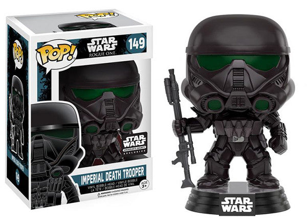 Imperial Death Trooper (Sniper, Rogue One) 149 - Smuggler's Bounty Exclusive Pop Head