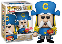 Cap'n Crunch (Ad Icons) 14 - Target Exclusive  [Damaged: 7.5/10]