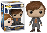 Newt Scamander (Wand, Fantastic Beasts) 14  [Damaged: 7.5/10]