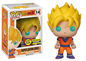 Super Saiyan Goku (Glow in the Dark, Dragonball Z) 14 - Entertainment Earth Exclusive