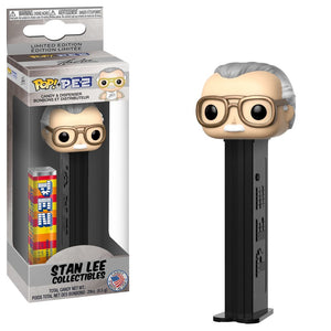 Pop Pez Stan Lee