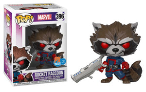 Rocket Raccoon (Classic, Guardians of the Galaxy) 396 - Previews Exclusive /25000 made  [Damaged: 6/10]