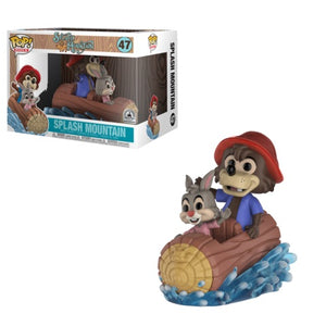Splash Mountain (Rides) 47 - Disney Parks Exclusive  [Condition: 7.5/10]