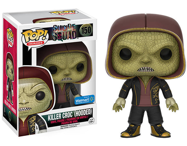 Killer Croc (Hooded, Suicide Squad) 150 - Walmart Exclusive  [Damaged: 7/10]