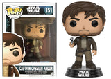 Captain Cassian Andor (Brown Jacket, Rogue One) 151  [Damaged: 7.5/10]