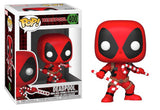 Deadpool (w/Candy Canes) 400  [Damaged: 7.5/10]
