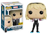 Spider-Gwen Unhooded 153 - Hot Topic Exclusive Pop Head