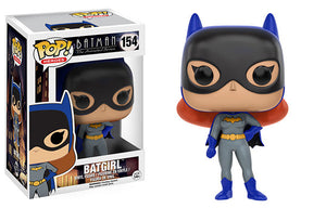 Batgirl (Batman the Animated Series) 154 Pop Head