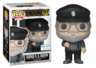 George R.R. Martin (Game of Thrones) 01 - Barnes & Noble Exclusive