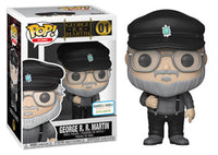 George R.R. Martin (Game of Thrones) 01 - Barnes & Noble Exclusive [Damaged: 7/10]