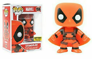 Stingray 156 - Hot Topic Exclusive Pop Head