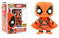 Stingray (Deadpool) 156 - Hot Topic Exclusive  [Damaged: 7.5/10]