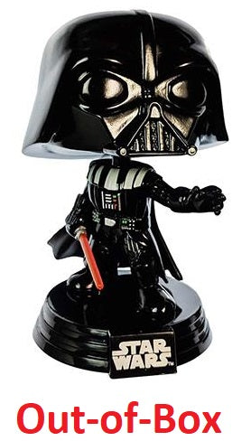 Out-of-Box Darth Vader (Bespin) 158 - Smugglers Bounty Exclusive [Damaged: 7.5/10]