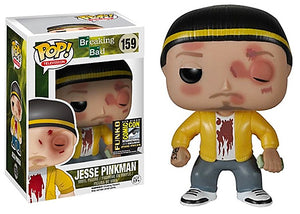 Jesse Pinkman (Beat Up, Breaking Bad) 159 - 2014 SDCC Exclusive /2500 made  [Condition: 6/10]