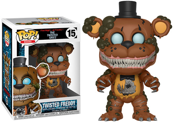 Twisted Freddy (The Twisted Ones, Five Nights at Freddy's) 15