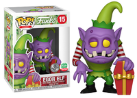 Egor Elf (Funko Character) 15 - Funko Shop Exclusive [Damaged: 7/10]