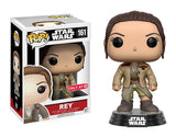 Rey (Jacket) 161 - Target Exclusive Pop Head