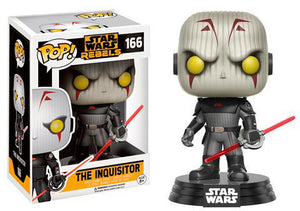 The Inquisitor (Rebels) 166  [Damaged: 7.5/10]