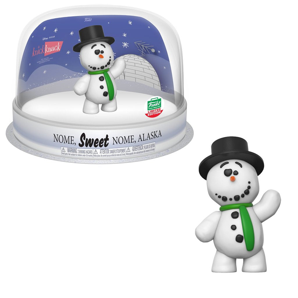 Knick Knack the Snowman - Funko Shop Exclusive