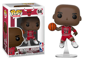 > Michael Jordan (Slam Dunk, Chicago Bulls, NBA) 54
