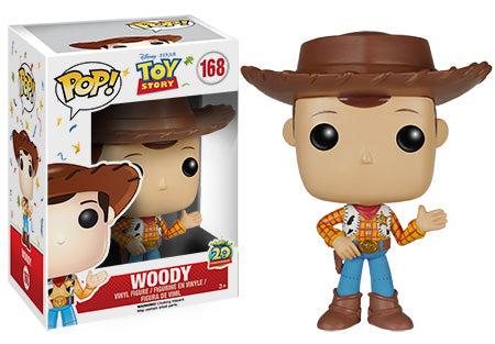 Woody (Toy Story) 168  [Damaged: 7.5/10]