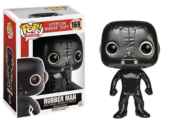 Rubber Man (american Horror Story) 169  [condition: 7.5/10]