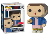 Eleven with Eggos (8-Bit, Stranger Things) 16 - Target Exclusive  [Damaged: 7.5/10]
