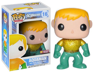 Aquaman (New 52) 16 - Previews Exclusive  [Damaged: 7.5/10]