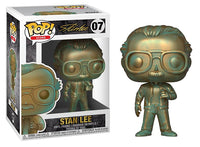 Stan Lee (Patina) 07  [Damaged: 7/10]