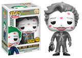 The Joker (Bombshells, Black & White, Kisses) **Chase** 170 - Hot Topic Exclusive Pop Head