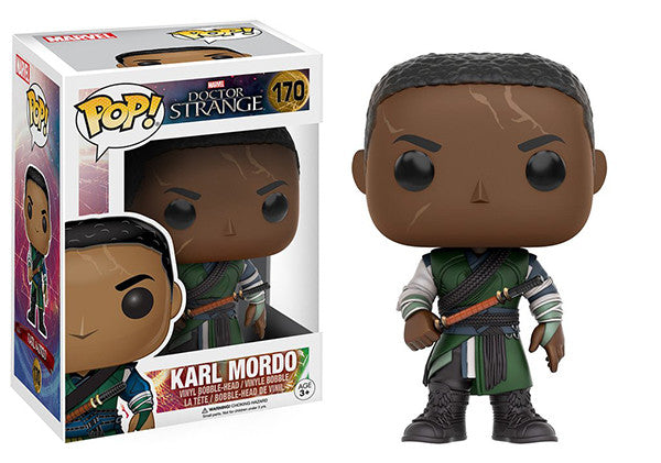 Karl Mordo (Doctor Strange) 170  [Damaged: 6/10]