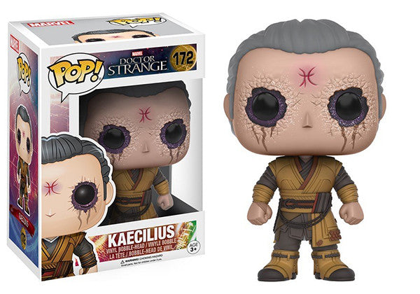 Kaecilius (Doctor Strange) 172  [Damaged: 6/10]