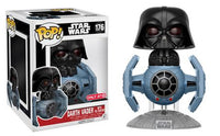 Darth Vader w/Tie Fighter 176 - Target Exclusive  [Damaged: 7/10]