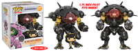 D.Va with Meka (6-inch, Carbon, Overwatch) 177 - Blizzard Exclusive  [Damaged: 7/10]