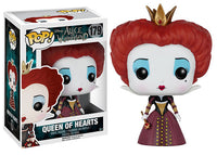 Queen of Hearts (Alice in Wonderland) 179 Pop Head