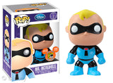 Mr. Incredible (Blue Suit, The Incredibles) 17 - 2011 SDCC Exclusive /480 Made  [Condition: 8/10]