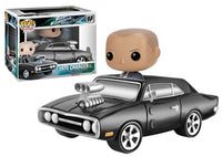 1970 Charger w/Dom Toretto (Rides, Fast & Furious) 17 Pop Head