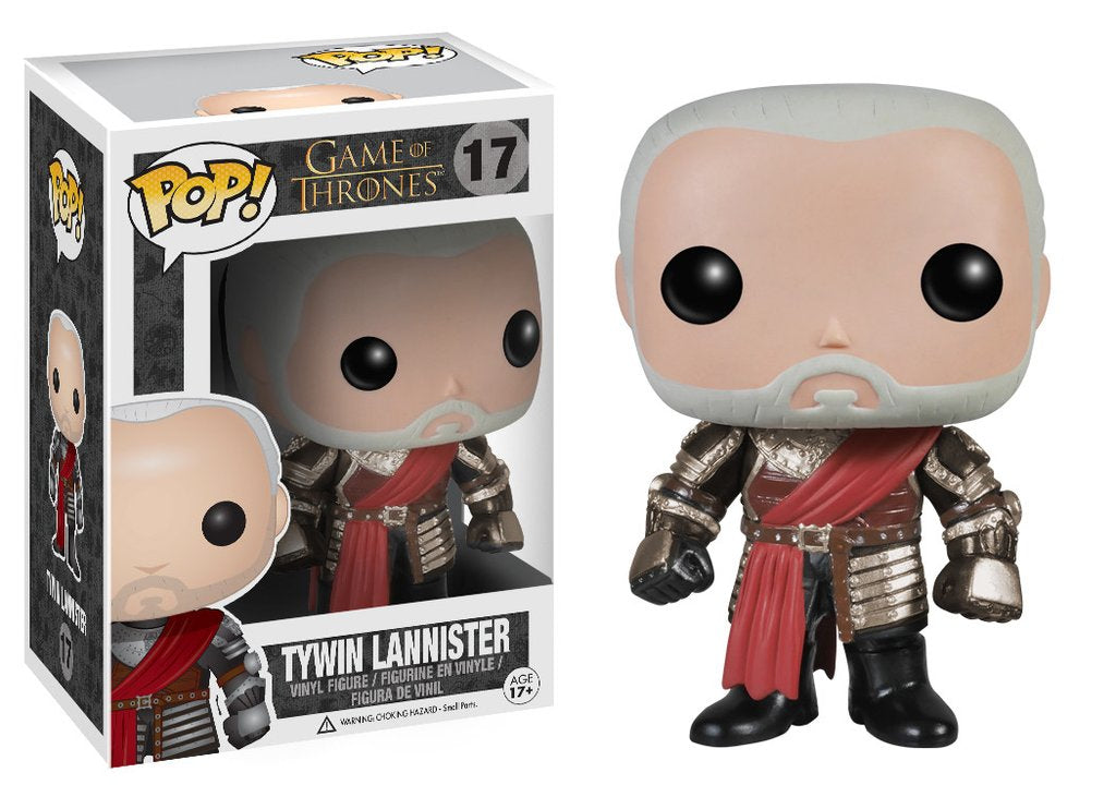 Tywin Lannister (Gold Armor, Game of Thrones) 17  [Condition: 6/10]