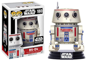 R5-D4 180 - Smuggler's Bounty Exclusive