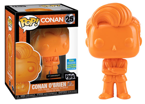 Conan O'Brien (Orange) 25 - 2019 Summer Convention Exclusive