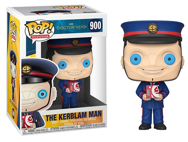 > The Kerblam Man (Doctor Who) 900