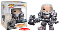 Reinhardt (6-inch, No Helmet, Overwatch) 184 - Best Buy Exclusive  [Damaged: 7.5/10]
